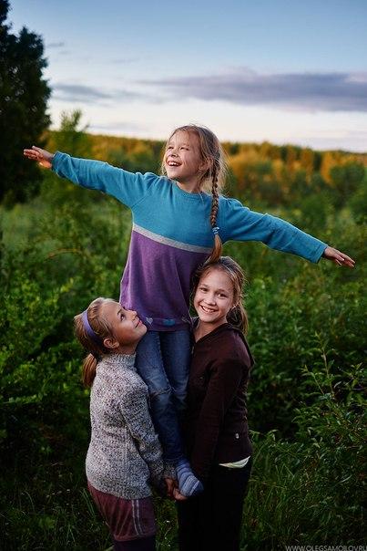 Фотографии детей на свадьбе в Казани