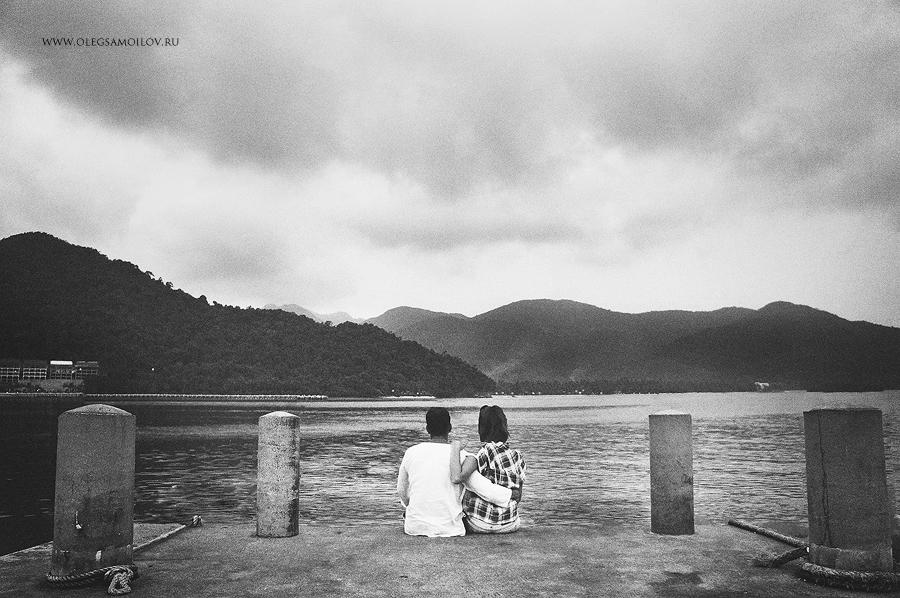 Несколько фотографий влюбленных пар с острова в Тайланде – КоЧанг
