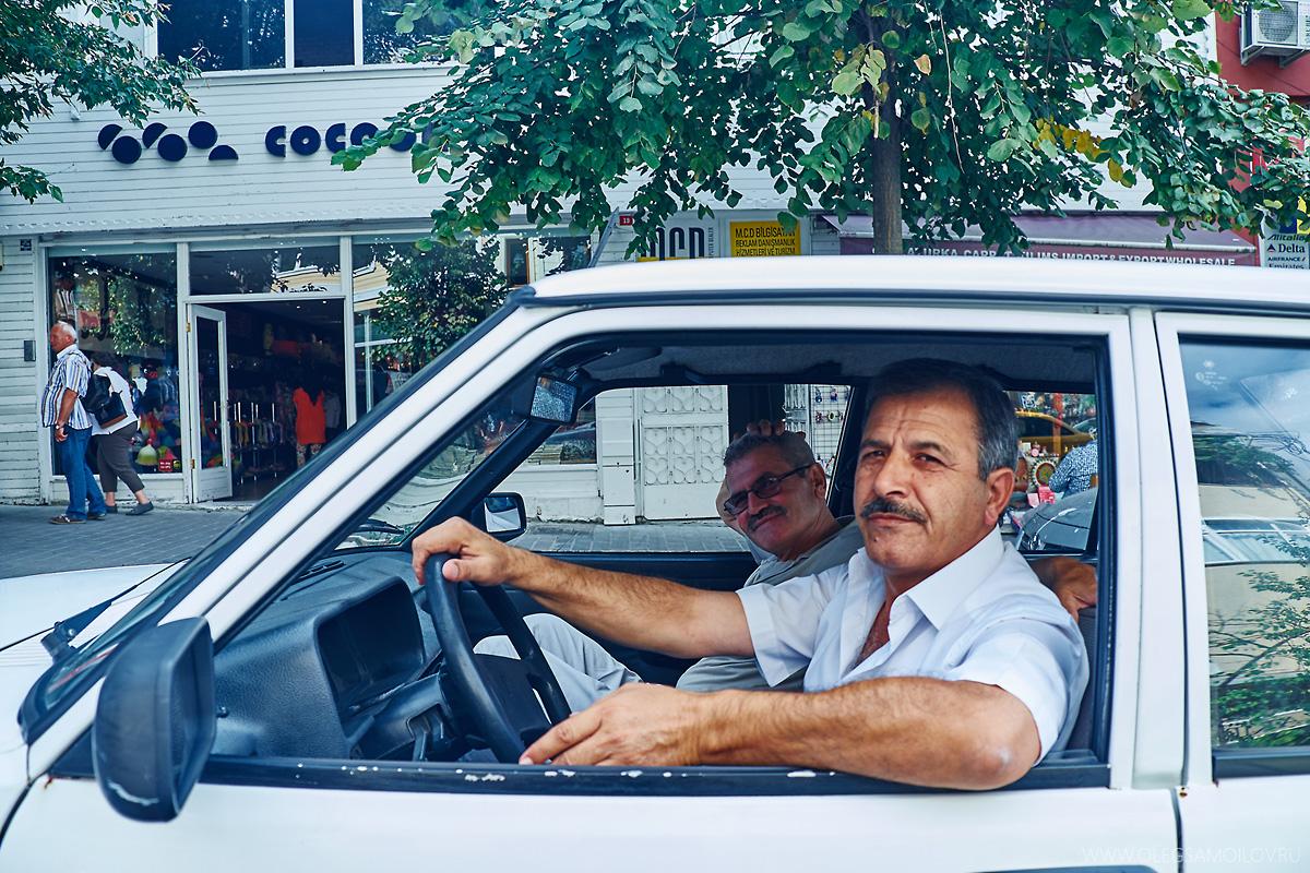 Стамбул в сентябре за 1 день