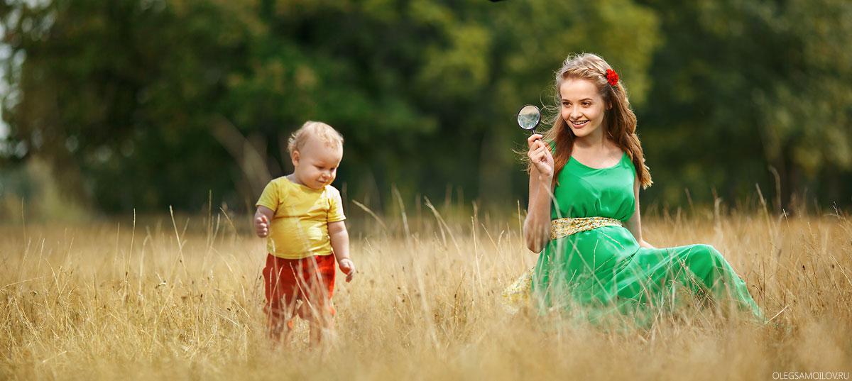 семейная фотосессия для клиники