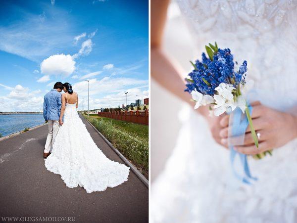 свадебная фотосессия прованс