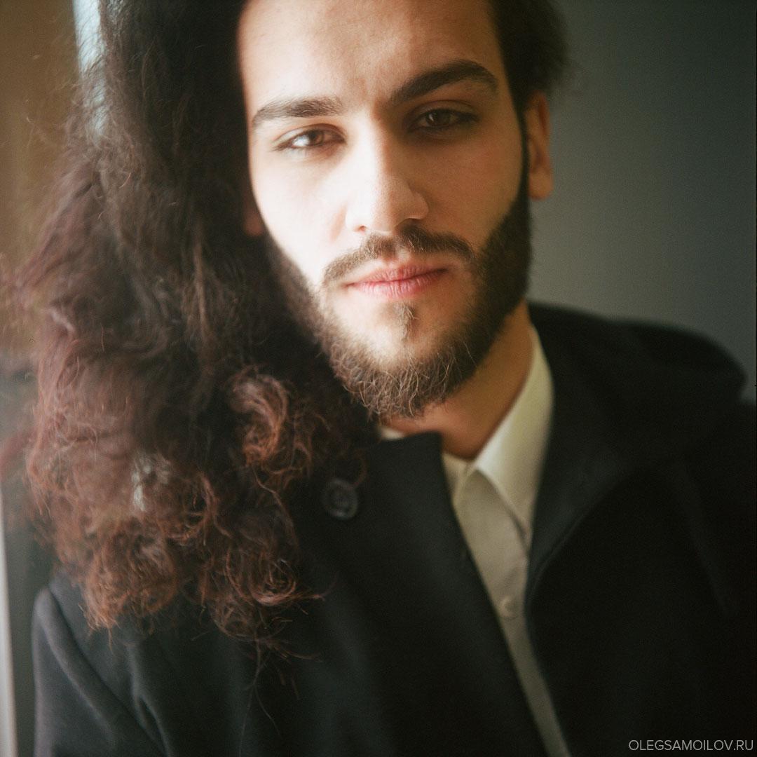 Портретные фотографии на пленки