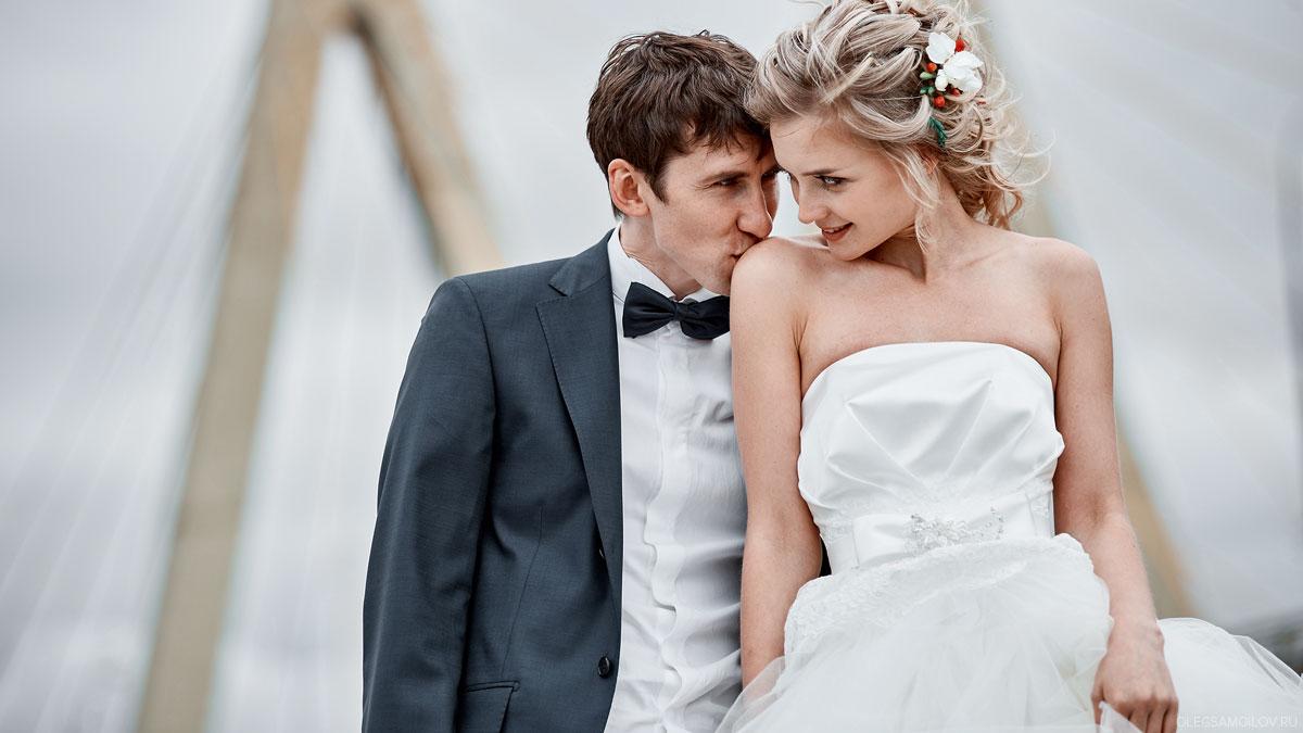 Новые свадебные фотографии из Казани