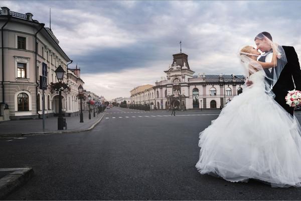 Свадебная фотокнига в Казани - Фотограф Олег Самойлов