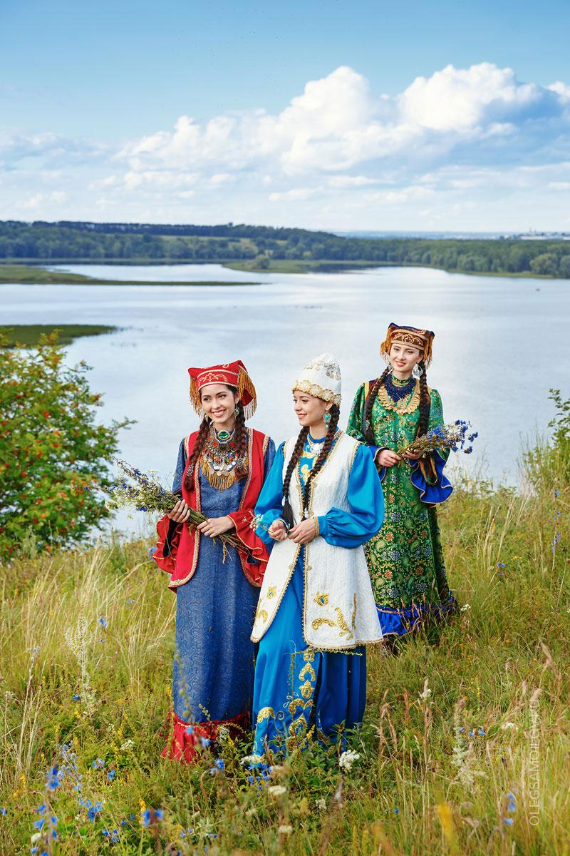 Фотографии для календаря Татнефть - Олег Самойлов