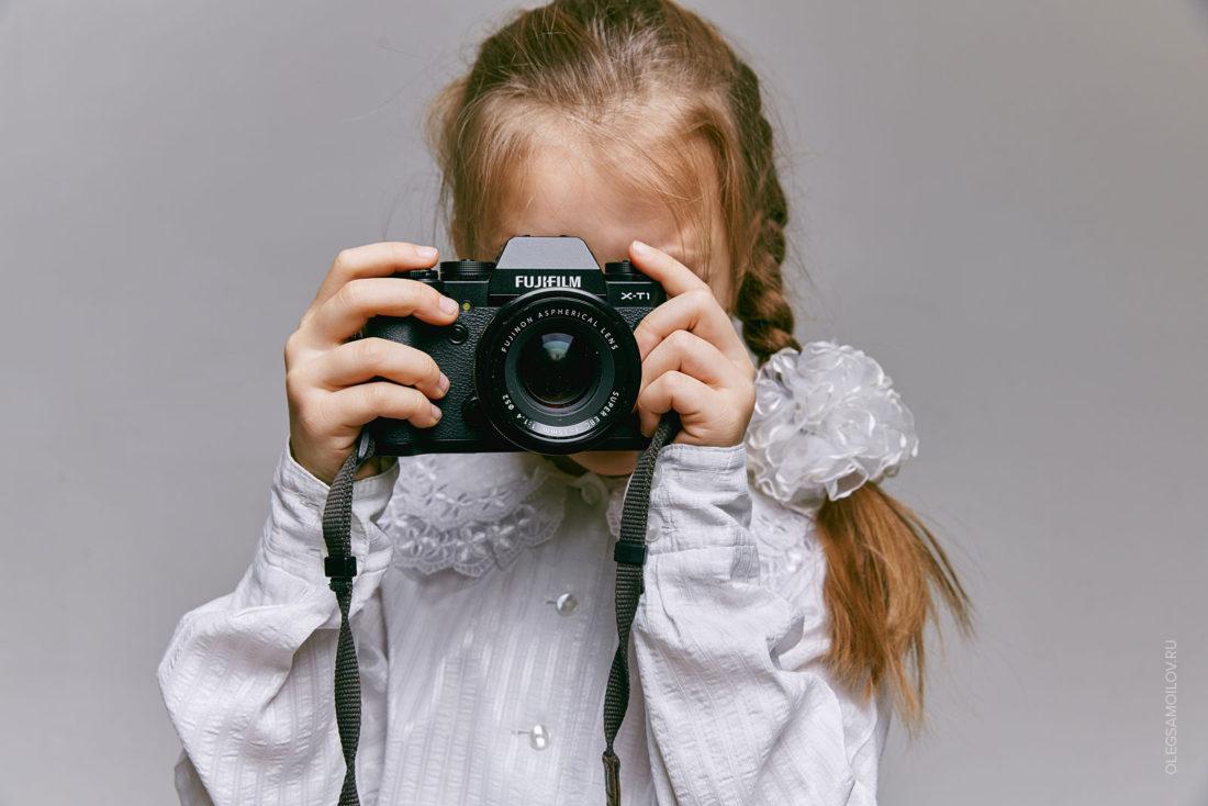 фотографии детей казань - фотограф Олег Самойлов