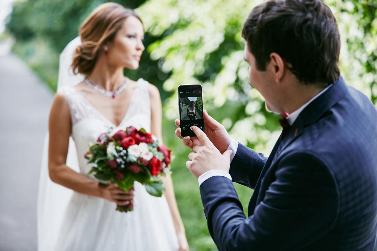 Свадебные фотографии Тагира и Оксаны
