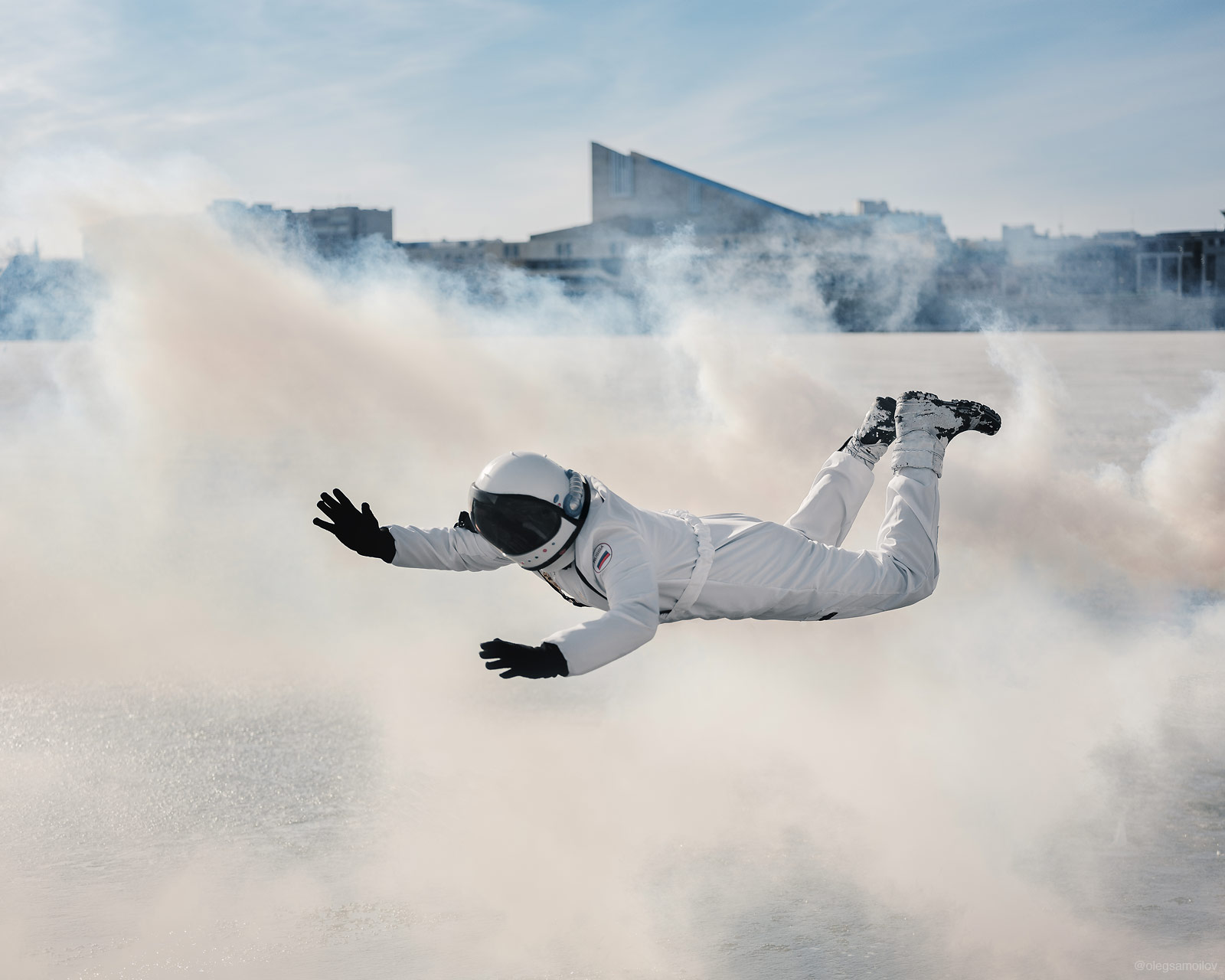 Фотопроект ко дню космонавтики вирусный