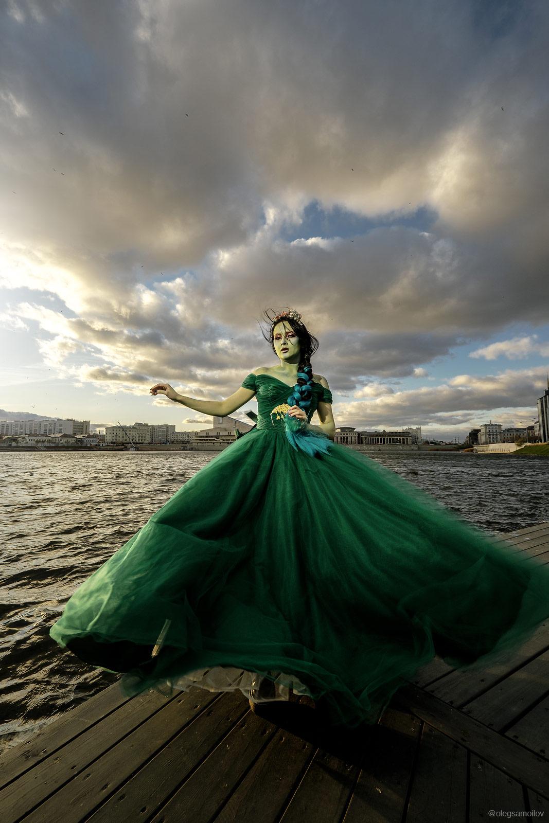 Су Анасы - герой татарских сказок - водяная озера кабан